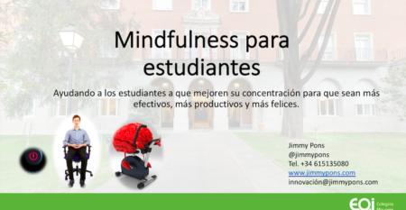 Mindfulness para universitarios