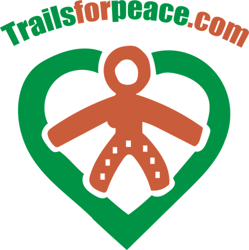 Logo Trails for Peace