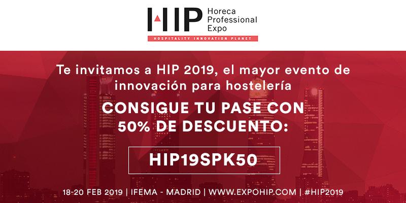 HIP Descuento 50