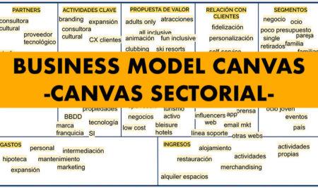 Canvas sectorial, el primer paso antes que crear tu propio Canvas empresarial