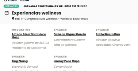Conferencia Jimmy Pons Mindful Travel