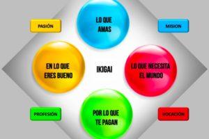 que es el ikigai paso a paso